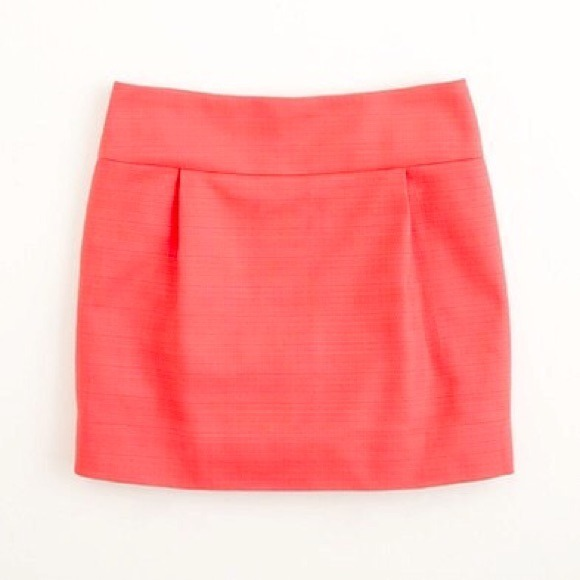J. Crew Dresses & Skirts - J. Crew Textured Mini Skirt