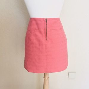 J. Crew Skirts - J. Crew Textured Mini Skirt