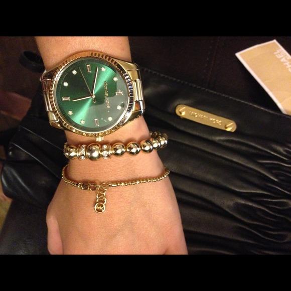20 Off Michael Michael Kors Jewelry Michael Kors Gold