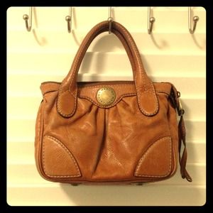 Marc by Marc Jacobs leather satchel