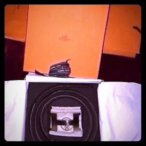 Hermes Accessories - HERMES REVERSIBLE BELT KIT CONSTANCE H BUCKLE