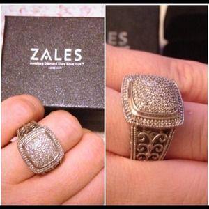 Zales Jewelry - Diamond ring. By Zales.