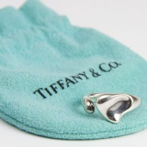 Tiffany & Co. Elsa Peretti Full Heart Ring