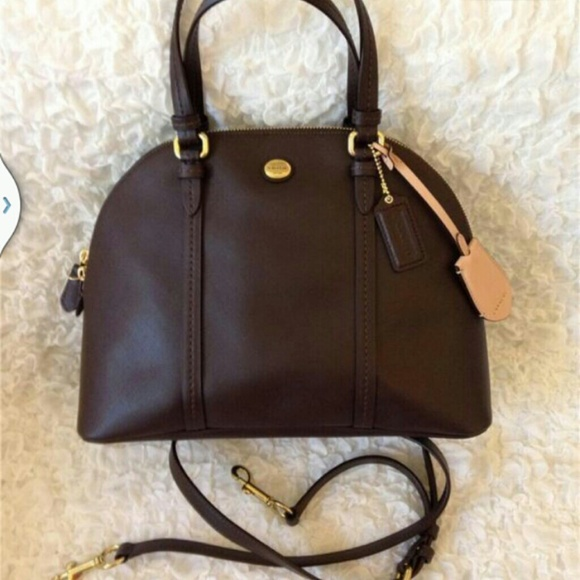 Coach Leather Satchel Extremely Cheap Price 58e7MMT