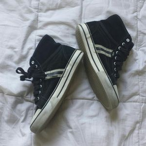 Vans Shoes - VANS High tops (gifted )