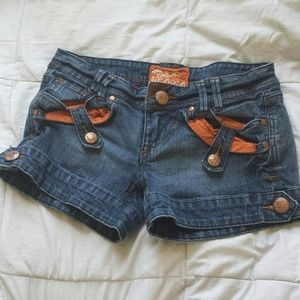 Denim - SOLD Jeans shorts