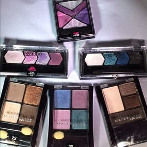 Accessories - Reduced 🙆 Maybelline Eyeshadow Bundle!