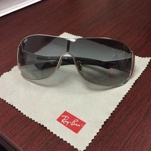 ... sleek daa70 4e6e8 Ray-Ban Accessories - Ray Ban Sunglasses RB3321 On  hold ... 1969a3ccf8