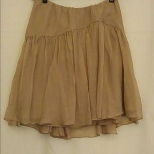 Ralph Lauren Silk Skirt