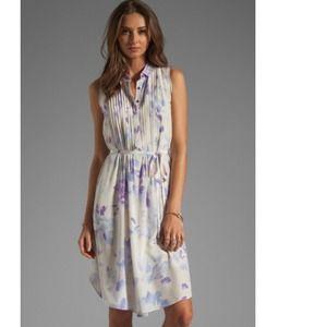 Rebecca Taylor Dresses & Skirts - SALE! Rebecca Taylor Hawaii dress w studded collar