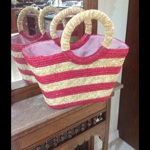 Spring or Summer Beach Bag or Purse!