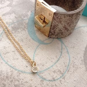 Jewelry - - dainty necklace -