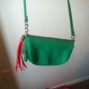 Handbags - Green handbag