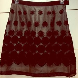 Tibi Dresses & Skirts - 🌷 👠Tibi Black designer skirt💋