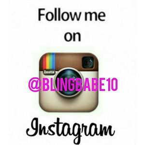 Other - Please follow me on Instagram @blingbabe10