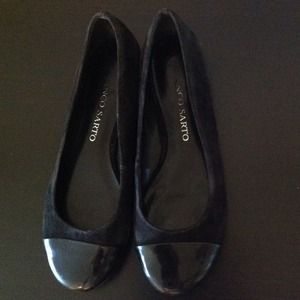 Franco Sarto Shoes - 🚫bundled🚫black ballet flats FRANCO SARTO sz 6