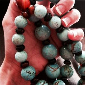 Auth Egypt Turquoise Beads