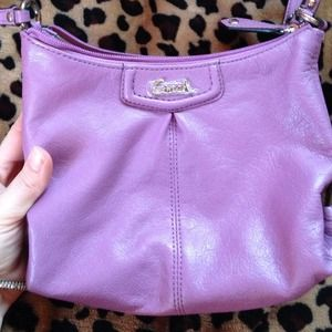 COACH Madison Leather Cross Body Bag MOVING SALE