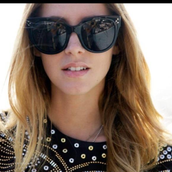 88374a63a08 Celine Accessories - Celine Aubrey New edition Large Sunglasses