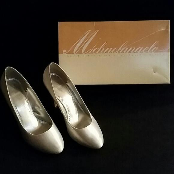 61 Off Michaelangelo Shoes