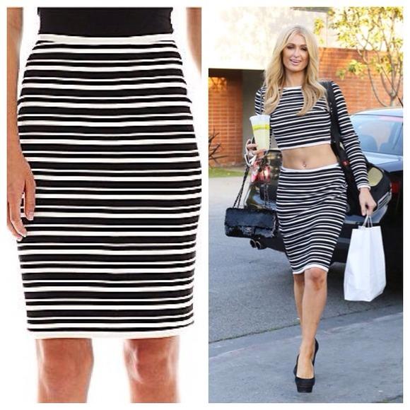 31% off I Heart Ronson Dresses & Skirts - I Heart Ronson Striped ...