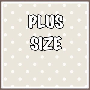 Tops - PLUS SIZE