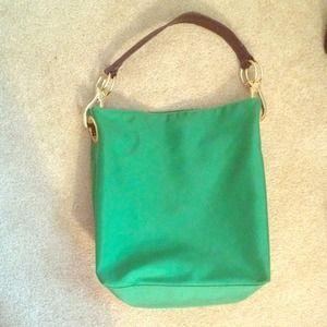 JPK Emerald Green handbag