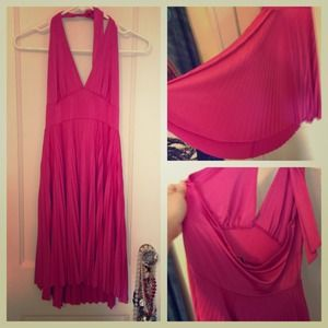 classic Dresses & Skirts - Fuchsia Marilyn Monroe dress