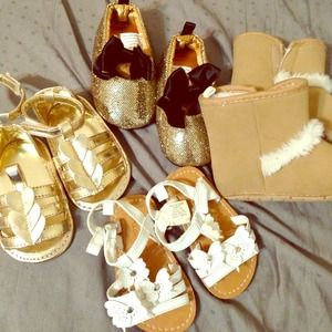 540ab330927 ... sleeves Baby girl shoes