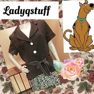 ⬇REDUCED⬇ 2 pc. Brown Skirt Set