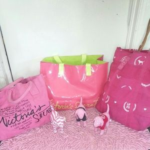 Victoria Secret Dogs And Bags