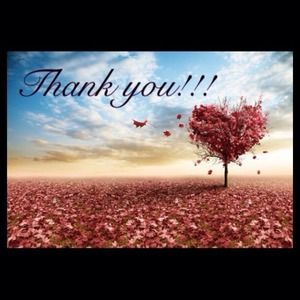 Thank you, thank you, thank you!!!