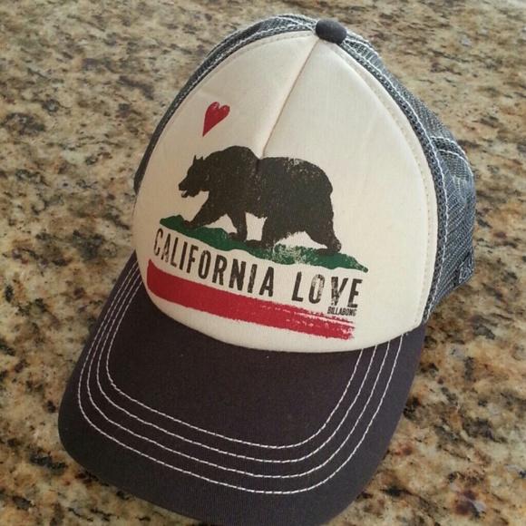 Billabong Accessories - California love hat 28a02388db7