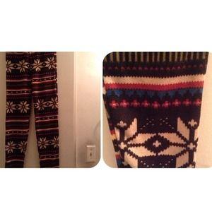 Other - Winter leggings