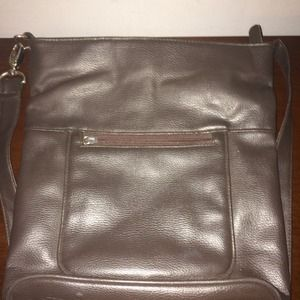 Handbags - Jackson satchel bag, brown color