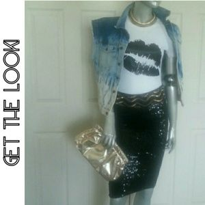 "Get the Lk~ ""Kiss~Street Glam"" 5pcs"