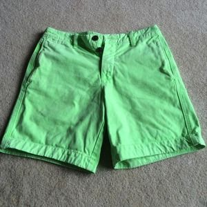 50% off Hollister Other - Men's Hollister shorts in bright yellow ...