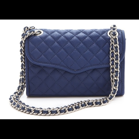 Rebecca Minkoff Handbags - ⭐️HOST PICK⭐️Quilted Affair in Sapphire