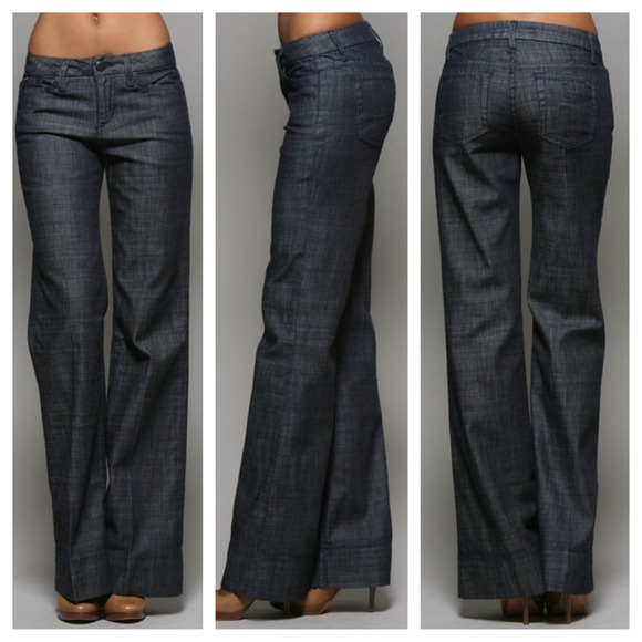 85% off Joe's Jeans Denim - Joes jeans: wide leg muse in knightley ...