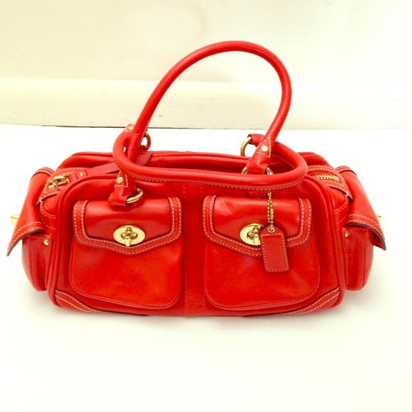 eb5a4444fc0a ... promo code for legacy coach satchel burnt orange bag. 8569b 9b282