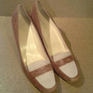 Ralph Lauren Shoes - 2 TONE SLIP,ON SHOES