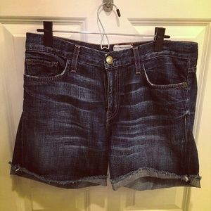 Current/Elliott Boyfriend Short