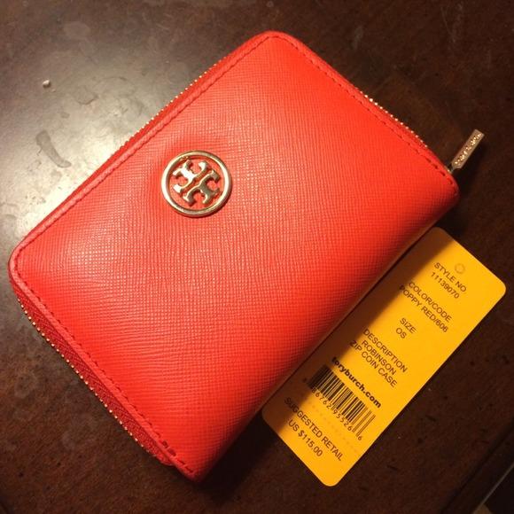 369a508e84d1 🔥FINAL SALE🔥Tory Burch small wallet