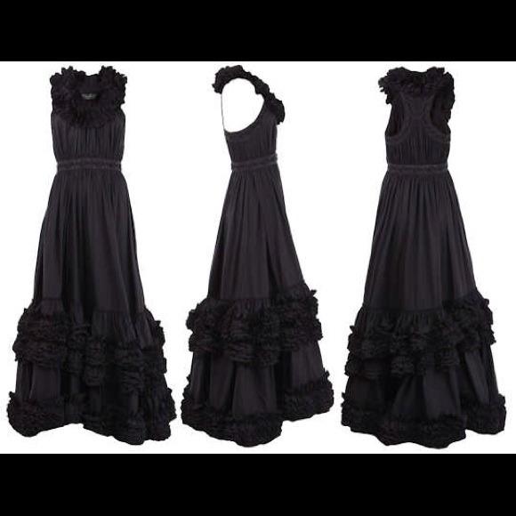 ALL SAINTS SPITAFIELDS Allegra Maxi Dress 871911b9f