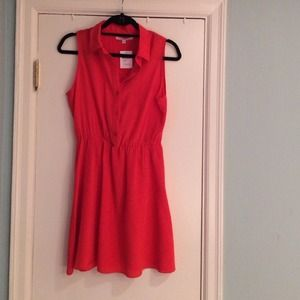 Amanda Uprichard Dresses & Skirts - Amanda Uprichard red dress