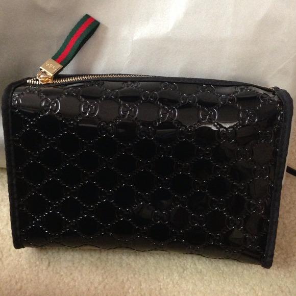 fa43944666c107 GUCCI toiletry/makeup bag. M_53716a9edd7b7f298017112c. Other Bags ...