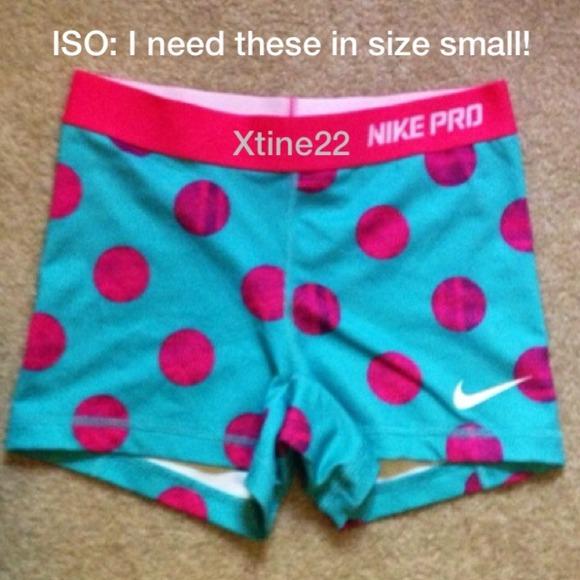 Nike Jackets & Coats ISO: Nike procombat Spandex shorts 2.5 or 3