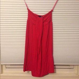 H&M Dresses - Hot pink strapless dress!!