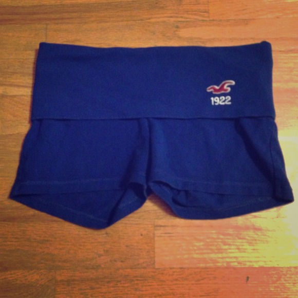 Hollister - Hollister yoga shorts from Michelle's closet ...