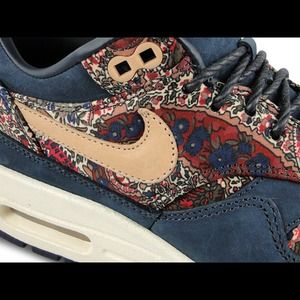 Limited Edition Nike Air Max by Liberty London, Women's